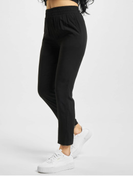 Urban Classics Jogginghose Ladies Beach schwarz