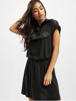 Urban Classics jurk Modal  zwart