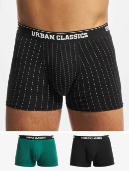 Urban Classics Kalsonger Organic 3-Pack färgad