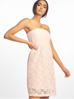 Urban Classics Kleid Laces rosa