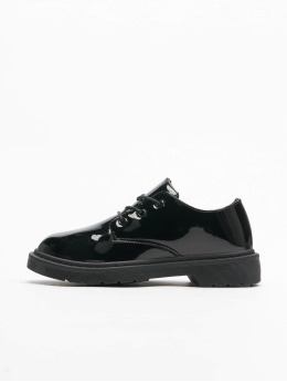 Urban Classics Kozaki Low Laced czarny