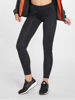 Urban Classics Legging Jacquard Camo Striped noir