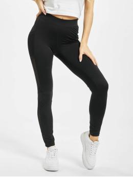 Urban Classics Legging Ladies Mesh Side Stripe noir
