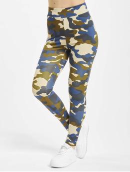 Urban Classics Legging/Tregging High Waist Camo Tech camuflaje