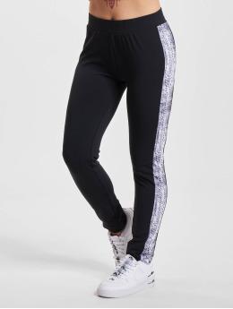 Urban Classics Legging/Tregging Side Striped Pattern negro