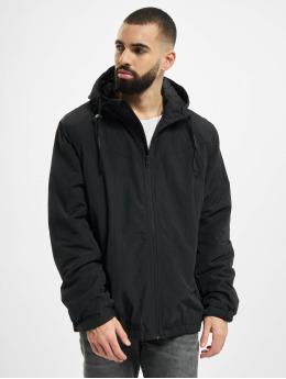Urban Classics Lightweight Jacket Hooded Easy  black