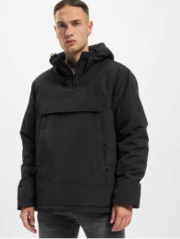 Urban Classics Lightweight Jacket High Neck Pull Over black