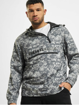 Urban Classics Lightweight Jacket Commuter camouflage