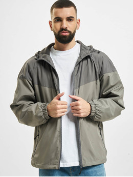 Urban Classics Lightweight Jacket 2 Tone Tech grey