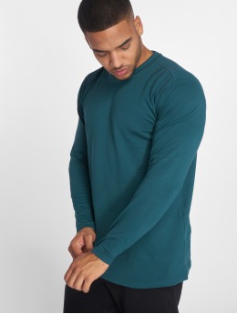 Urban Classics Longsleeve Stretch Terry groen