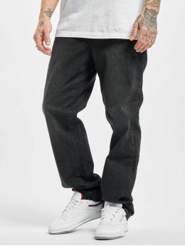Urban Classics Loose Fit Jeans Loose Fit czarny