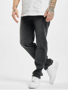Urban Classics Loose fit jeans Relaxed Fit zwart