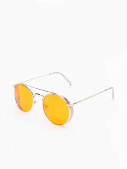 Urban Classics Okuliare Sunglasses Chios oranžová