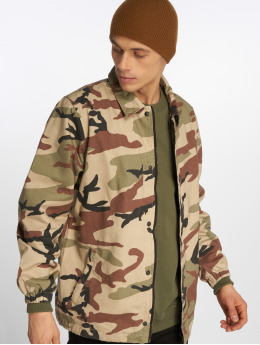 Urban Classics Overgangsjakker Camo Cotton camouflage