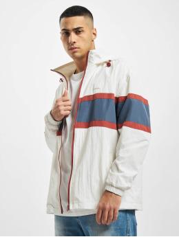Urban Classics Overgangsjakker Crinkle Nylon hvid