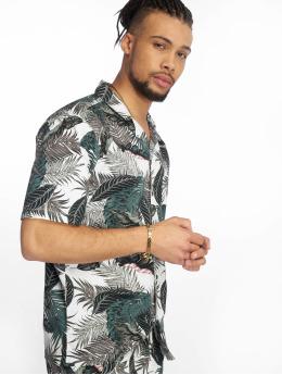Urban Classics overhemd Pattern Resort groen