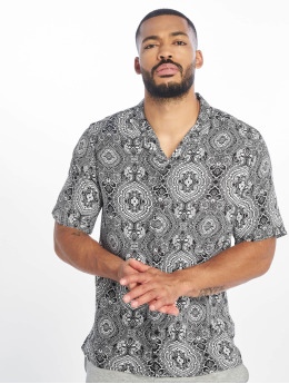 Urban Classics overhemd Resort zwart