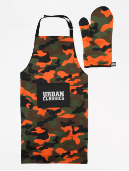 Urban Classics Overige Barbecue camouflage