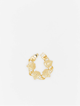 Urban Classics Overige Lion Bracelet goud