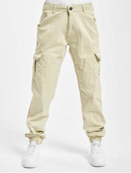 Urban Classics Pantalon cargo High Waist beige