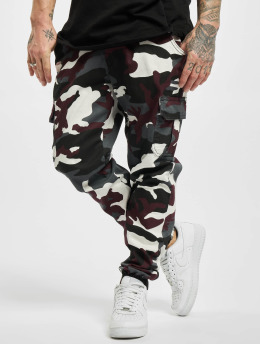 Urban Classics Pantalon cargo  Camo Cargo Jogging 2.0 camouflage