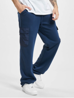 Urban Classics Pantalón deportivo Commuter  azul