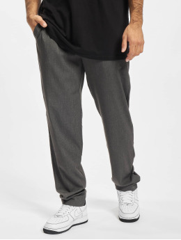 Urban Classics Pantalón deportivo Tapered Jogger gris