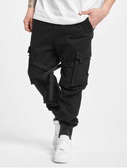 Urban Classics Pantalone Cargo Tactical  nero