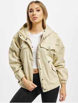 Urban Classics Parka Ladies Oversized beige