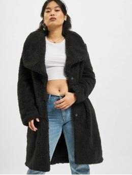 Urban Classics Płaszcze Soft czarny