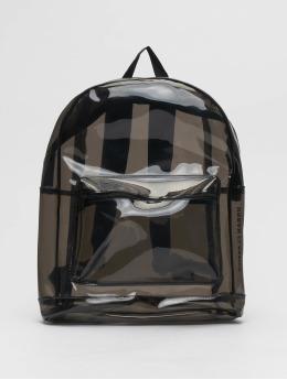Urban Classics Plecaki Transparent czarny