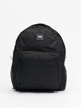Urban Classics Plecaki Basic  czarny