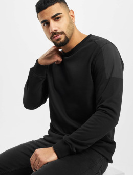 Urban Classics Pullover Military Shoulder Crew black