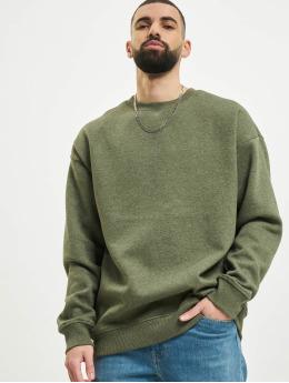 Urban Classics Pullover Basic  grün