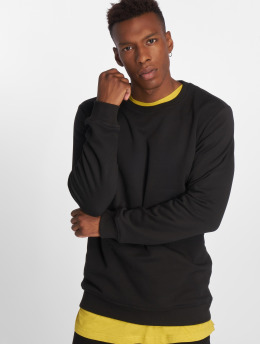 Urban Classics Pullover Basic Terry schwarz