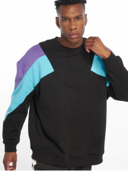 Urban Classics Pullover Oversize 3-Tone schwarz