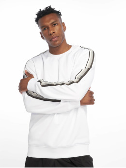 Urban Classics Pullover Sleeve Taped weiß