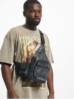 Urban Classics Männer,Frauen Rucksack Multi Pocket in schwarz