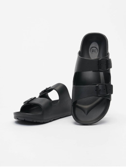Urban Classics Sandaler Gum  svart