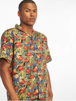 Urban Classics Shirt Pattern Resort colored