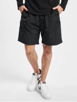 Urban Classics Short Adjustable Nylon black