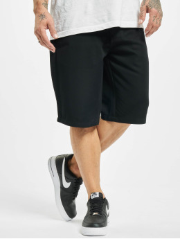 Urban Classics Short Viscose Twill noir