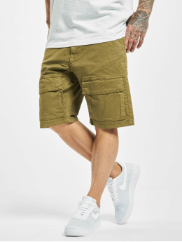 Urban Classics Short Performance Cargo olive