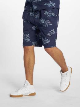 Urban Classics shorts Pattern Resort blauw