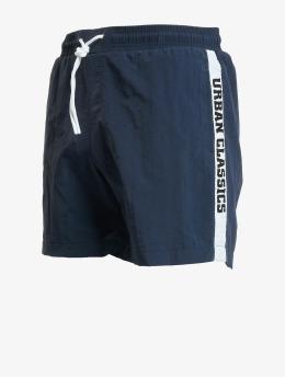 Urban Classics Shorts Jacquard Taped blu