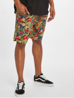 Urban Classics Shorts Pattern Resort bunt
