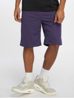 Urban Classics shorts Kids Bball Mesh paars