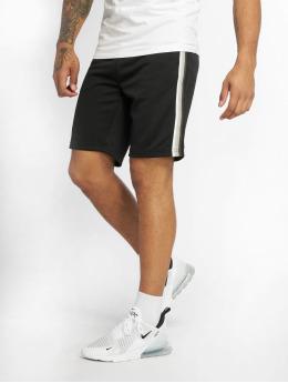 Urban Classics Shorts Side Taped schwarz