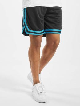 Urban Classics Shorts Stripes Mesh svart