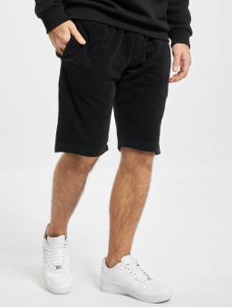 Urban Classics Shortsit Towel musta